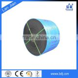 Certified rubber high production steel cord conveyor belt widely used in mining machinery from China