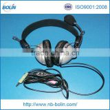 headphone with customized cable