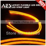 AES Best Selling Products Car LED Headlight LED light strip, DRL 12V LED warning Lights for Car