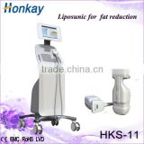 New liposunic low price weight loss slimming belly fat burning machine / weight loss slimming