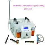 WF-25 Hydro-dermabrasion machine including Hydro+cystal+diamond+Jet peeling