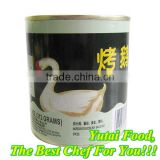 Canned Ready to Eat Goose Meat Product Roasted Goose