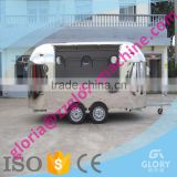 New design 4m mobile food truck for sale/food cart/food truck manufacturers/electric food truck