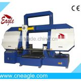 DOUBLE COLUMN HORIZONTAL BAND SAW