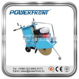 High efficiency road concrete cutter machine with Honda GX390