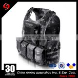 police army military security tactical vest quick release system 600D polyester fabric molle ribbon