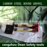 Garden Shovel Application and Carbon steel,Carbon Steel Material Steel Construction Shovels