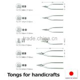 Delicate and Perfect for hand kraft mate tool sets tweezers for handicrafts small lot order available