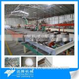 China high automatic gypsum board production machine with annual capacity 0.5-30 million sqm