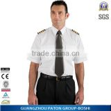 security guard shirt uniforms,best offer with logo Hot Style uniform ,apparel ,cheap price