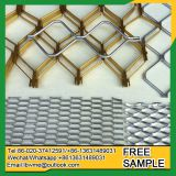 Karratha diamond shaped grill mesh aluminium amplimesh for door and window