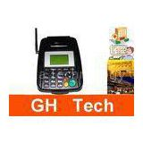 Mobile GPRS GSM SMS Order Printer For Supermarket , LCD Display
