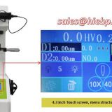 Auto turret Digital Micro Vickers hardness tester of EBP brand