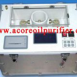 Dielectric Oil Tester for Measurement of Breakdown Voltage