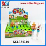 24PCS kids wind up monkey toys with candy