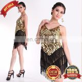 BestDance Dress Competition Dance Latin RHYTHM SALSA BALLROOM COMPETITION DANCE DRESS SIZE SM L XL