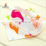 Fashion Cute Toddler Bibs Cartoon Multifuntional Bandana Dentist Bibs Organic 100% Cotton Baby