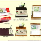 2016 new year paper desk hijri islamic table desk calendar