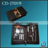 9pcs manicure and pedicure set CD-JT019