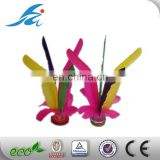 Best Promotional Cheap Aeroplane Badminton Shuttlecock