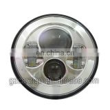 USA hot selling product IP67 7 inch round light for 4X4 jeep wrangler off road
