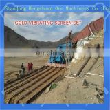 Reliabe Stone Crusher Machine, mobile vibrating screen crushing plant