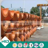 HID sand dredger gold dredge float