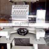 15 colors computer single head embroidery machines with prices