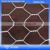 High Quality Professional Manufacture Pvc Coated Gabion Wire Mesh Plastic Gabion Basket Make Gabion Basket