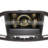 8 inch touch screen wince car navigation system for OPEL Insignia/Buick Regal with GPS/3G/DVD/Bluetooth/IPOD/RMVB/RDS