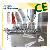 laminated toothpaste tube making machine
