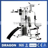 Multi-station Home Gym HG470 with Weight 220LB Fitness Exercise Equipment Dumbbell Weight Bench                                                                         Quality Choice