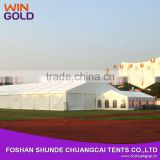 1000 People Aluminium Wedding Large Commercial Outdoor Party Marquee Carpas for Eventos                                                                         Quality Choice