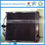 foton tractor parts radiator manufactorer supplier