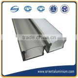 price of aluminium led extrusion profile for led strip
