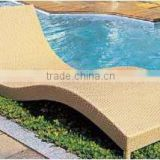 China supplies metal swing sets cheap swing chairs Swing Pool Lounge Chair                                                                         Quality Choice