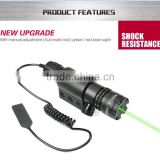 "Hot sale""8"" figured mount for Laser 1""(25.4mm) and Scope 1""(25.4mm) manual adjustment Automatic lock green laser sight"