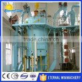 Low consumption peanut oil treatment machine