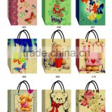 craft paper bag ,plastic box B246