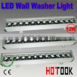 Outdoor led wall wash light 12W