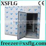 Vegetables cold room storage for restaurant