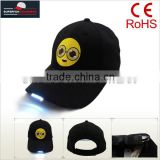 professional manufacture LED lighted hats and caps                                                                         Quality Choice