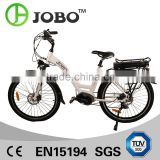 China hot selling suppliers dutch style ebikes JB-TDF20L with shengyi or bafang crank motor
