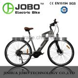 700C Wholesale Trendy Design Retro Crank Motor Electric MTB Mountain Bike