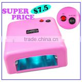 2013 Hot Sell UV Lamp; www.auparisnailart.com; Professional Nail Beauty,UV LAMP EW-267