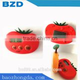 New Style Electric Kitchen Tomato Fruit Countdown/up Timer / Best Promotional Gift Functional Used at Home/Office/Outside