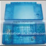 OEM Complete Transparent Blue Shell for DSi