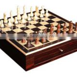 2014 Amazing Las Vegas Style Best Desktop Type Natural Veneer High Gloss Custom Wooden Chess
