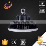 CE RoHS certified Nichia led high bay light 200w led high bay lamp dimmable led high bay