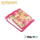 Best selling cutting board wholesale mdf cheese cutting board set chopping board with knives